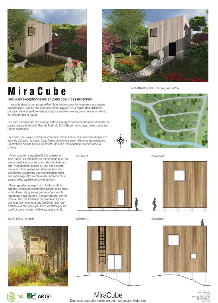 Concours bois habitat l ger de loisir architecture d for Stage architecte interieur