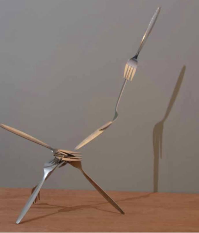 Diego Donofrio petite sculpture